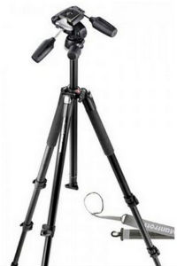 Trepied Manfrotto 055XB,804RC2K
