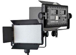 GODOX LED 500C MET BARNDOOR