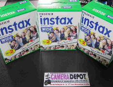 instax wide lot 60 pic