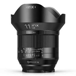 Irix 11mm f/4.0 Blackstone Canon