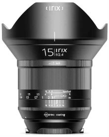 Irix Blackstone 15 mm f/2.4 Canon
