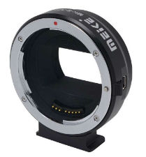 Meike Sony Adapter Ring Sony E-Mount to Canon EF/EFS