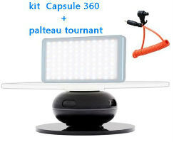 Kit Capsule360 Packshot